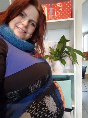Hoogzwanger en bloggen