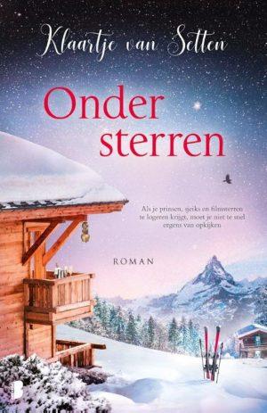 Debuutroman Onder sterren van Klaartje van Setten. Afbeelding toont cover boek. #roman #debuutroman #recensie #boekrecensie #klaartjesvansetten #ondersterren